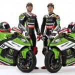Kawasaki Racing Team desvela sus motos de 2015